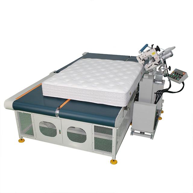 Máquina automática del borde de la cinta del colchón